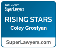 Superlawyers Coley Grostyan